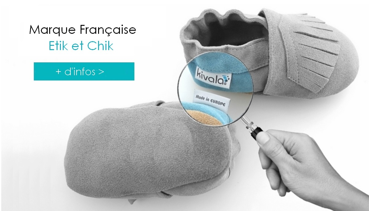 chaussons cuir souple fabrication